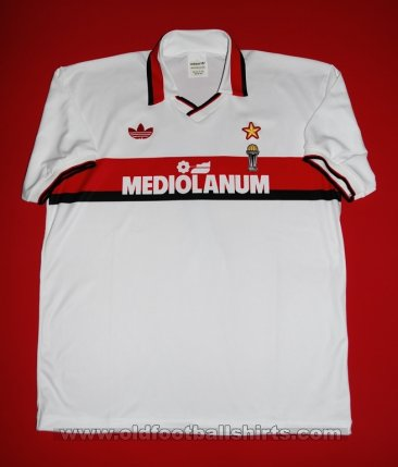 AC Milan Away football shirt 1990 - 1992