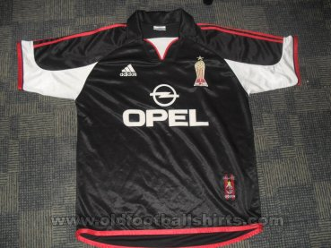 AC Milan Third football shirt 1999 - 2000