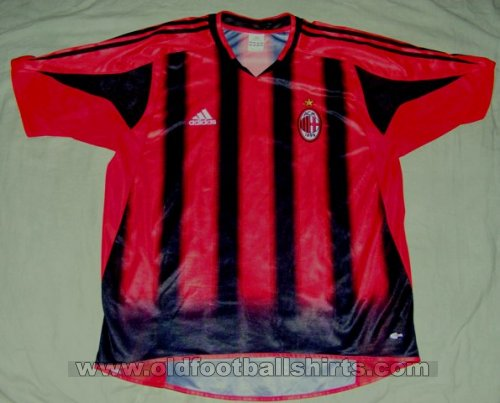AC Milan Special football shirt 2005