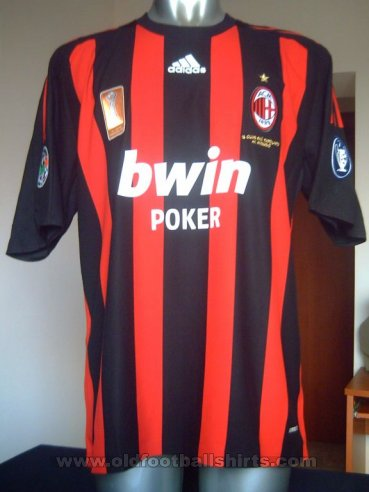 AC Milan Special football shirt 2008 - 2009