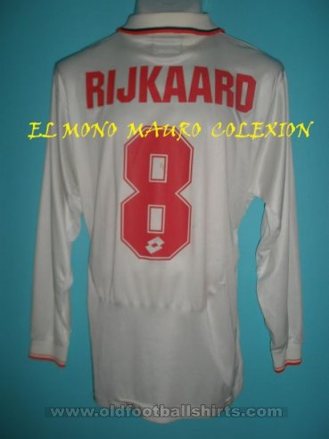 AC Milan Away football shirt 1992 - 1993