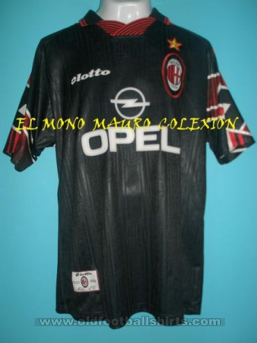 AC Milan Third football shirt 1997 - ?