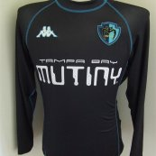 Goalkeeper football shirt 2001