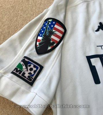 ae92331154c Tampa Bay Mutiny Away maglia di calcio 2001 -  .