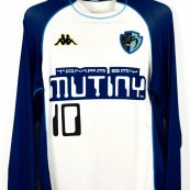 Away football shirt 2001
