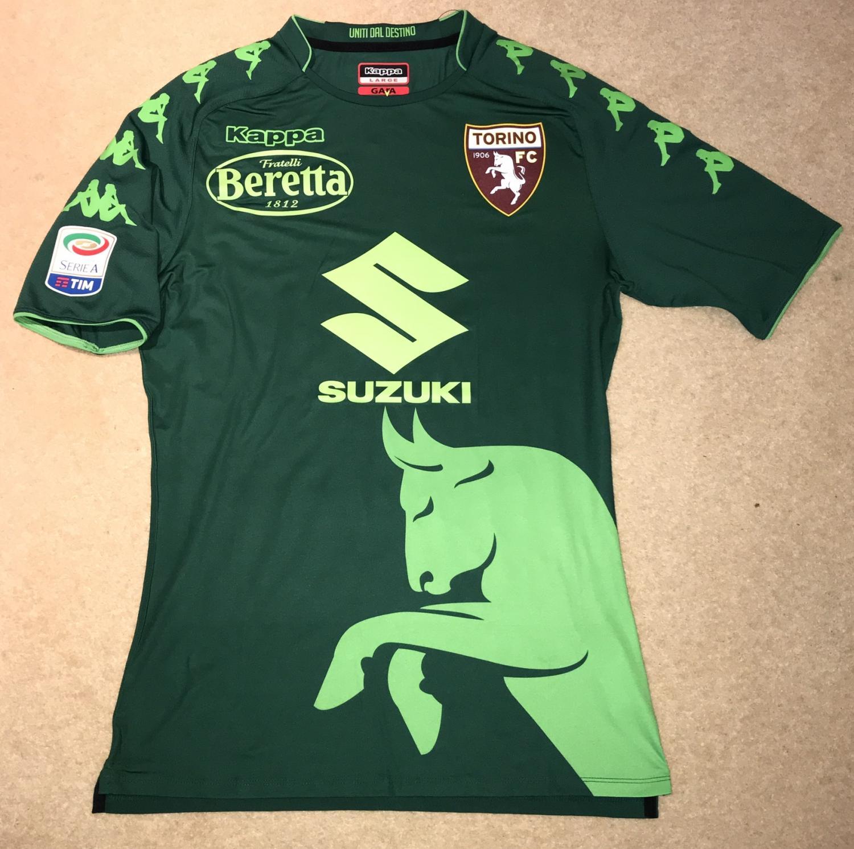 a1b6aba161361 Torino Special camisa de futebol 2017.