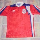 AD Orcasitas football shirt 2004 - 2005