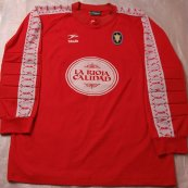 Goalkeeper football shirt 1998 - 1999