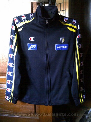 Parma Training/Leisure football shirt 2000 - 2007