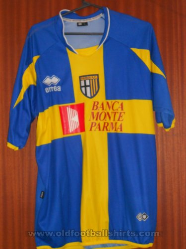 Parma Away voetbalshirt  2010 - 2011