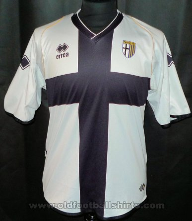 Parma Home voetbalshirt  2007 - 2008