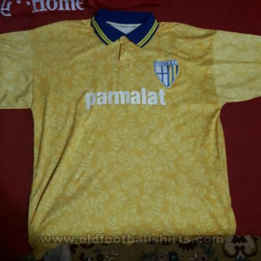Parma Unknown shirt type (unknown year)