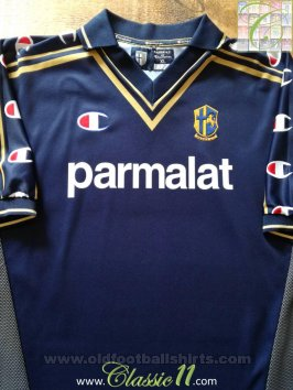 Parma Third football shirt 2001 - 2003