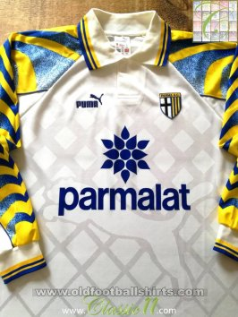 Parma Home voetbalshirt  1995 - 1997