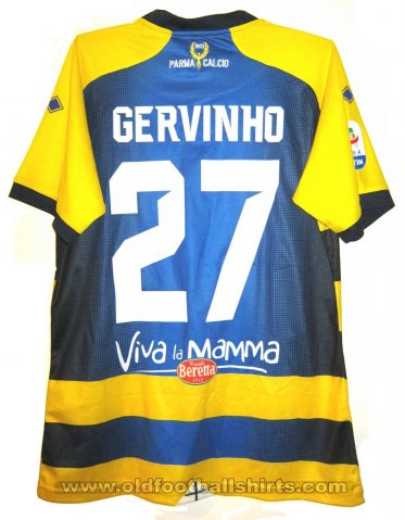 Parma Away voetbalshirt  2018 - 2019