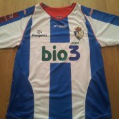 Home football shirt 2010 - 2012