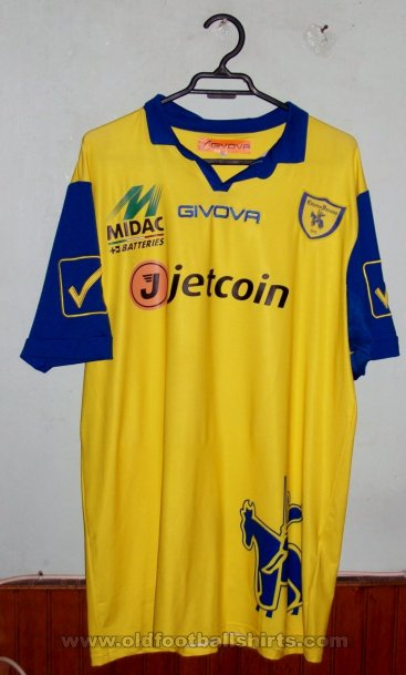 Chievo Home football shirt 2014 - 2015