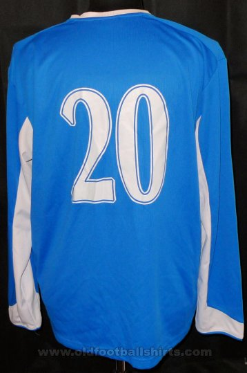 Stirling City Away football shirt 2009 - 2010