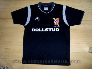 Formartine United Away football shirt 2011 - ?