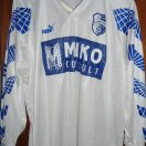 Spartak Pleven football shirt 1996 - 1997