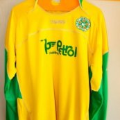 Third football shirt 2003 - 2004