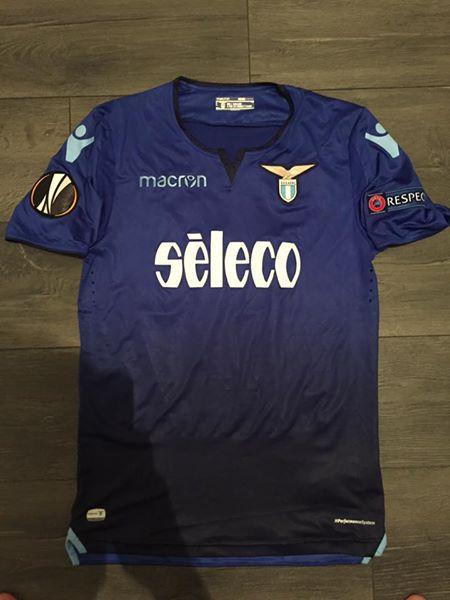 online retailer 1201d f4e74 Lazio Cup Shirt Camiseta de Fútbol 2017 - 2018.