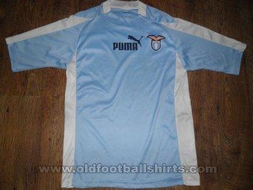 8c732515da5 Lazio Home Maillot de foot 2003 - 2004.
