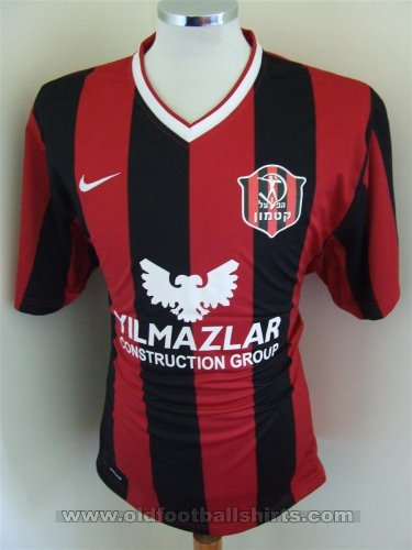 Hapoel Katamon Jerusalem Home voetbalshirt  (unknown year)