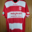 Hallescher FC football shirt 2012 - 2013