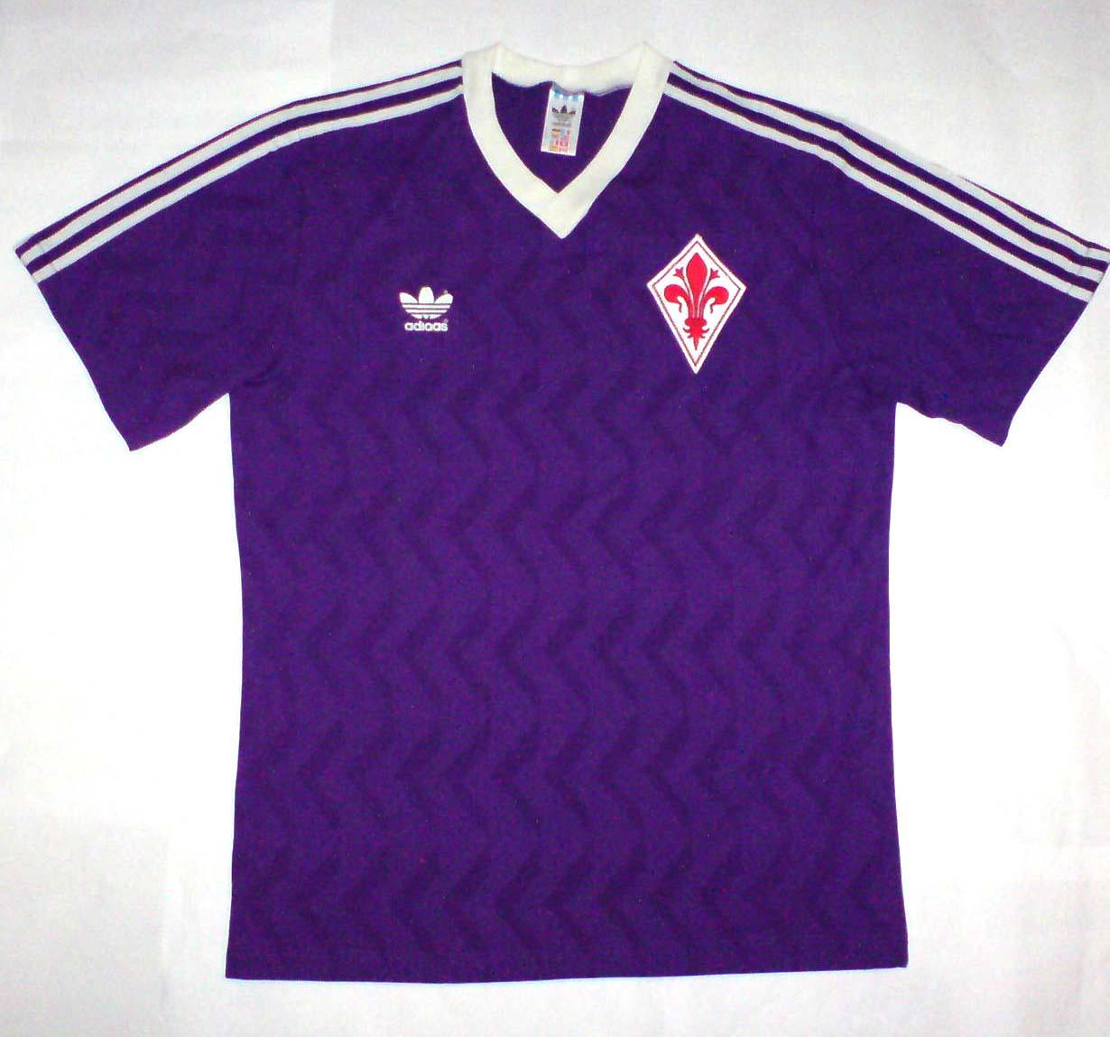 camisetas de futbol Fiorentina futbol