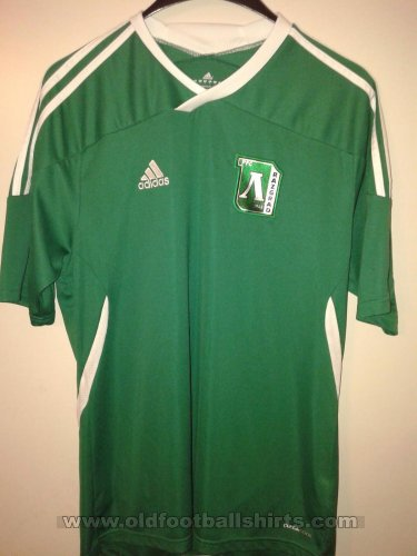 PFC Ludogorets Razgrad Home football shirt 2011 - 2012