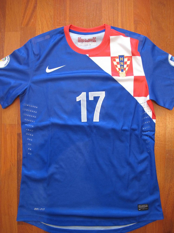 ba1404f4c00 Croatia Away maglia di calcio 2012 - 2014.
