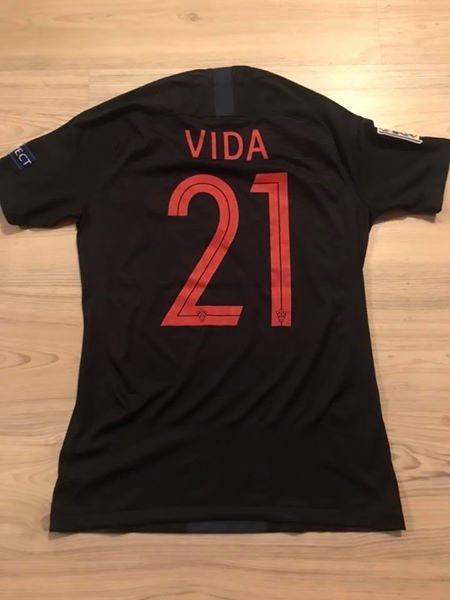 7c5120323 New Season Croatia Away football shirt 2018 - 2019.
