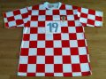 Croatia Home football shirt 2006 - 2008