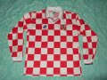 Croatia Home football shirt 1992 - 1995