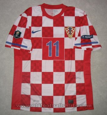 Croatia Home football shirt 2011 - 2012
