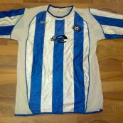 Thuis  voetbalshirt  2004 - 2005