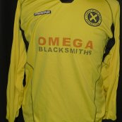Goalkeeper football shirt 2006 - 2007