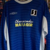 Special voetbalshirt  2002