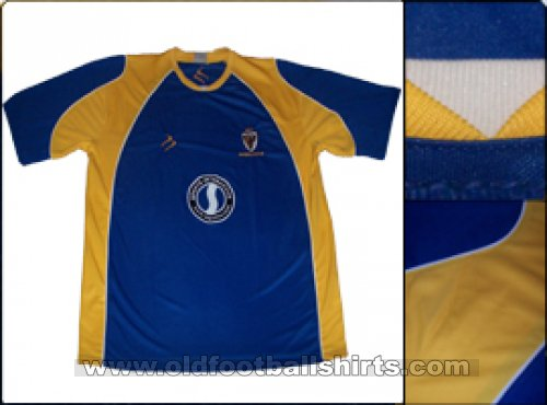AFC Wimbledon Home football shirt 2008 - 2010