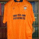 Diss Town Camiseta de Fútbol (unknown year)