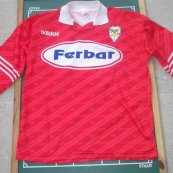 Home football shirt 1988 - 1995