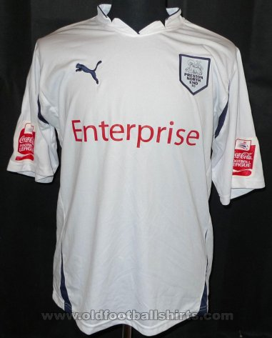 Preston North End Special maglia di calcio 2009 - 2010
