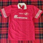 Spartak Moscow Maillot de coupe Maillot de foot 1996
