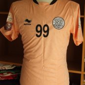 Third football shirt 2011