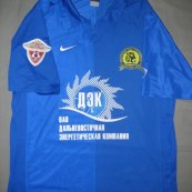 Away football shirt 2007