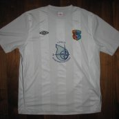 Away football shirt 2012