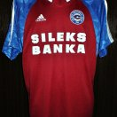 FK Sileks football shirt (unknown year)