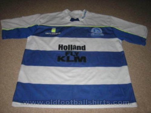 Queens Park Rangers Home football shirt 1989 - 1990