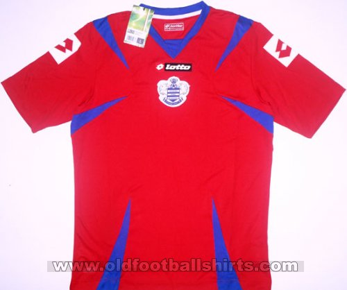 Queens Park Rangers Away football shirt 2009